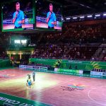 Gold Coast Commonwealth Games Netball Court